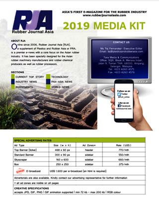 RJA Media Kit 2019