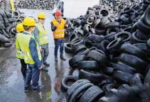 New Energy to supply BASF pyrolysis oil from waste tyres