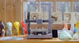 Chinese firm launches world's first 3D printer for thermoplastic rubber launched