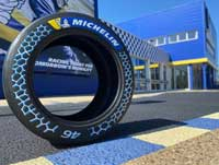 Michelin debuts latest eco tyre with Enviro's recovered carbon black